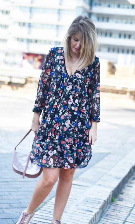 Robe Coquelicot - Opullence