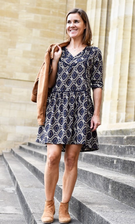 Robe Ambre - Opullence