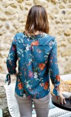Blouse Cookie - Ema Blue's