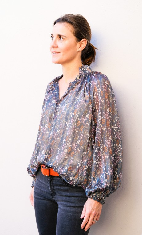 Blouse Leo - Jane Wood