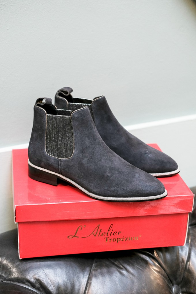 Bottines Éléonore